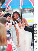 Купить «Britain's Got Talent auditions held at the Birmingham Hippodrome - Arrivals Featuring: Alesha Dixon Where: Birmingham, United Kingdom When: 05 Feb 2015 Credit: Lia Toby/WENN.com», фото № 16135909, снято 5 февраля 2015 г. (c) age Fotostock / Фотобанк Лори