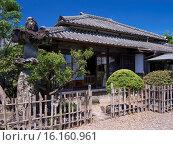 Купить «Japan, Kyushu Region, Miyazaki Prefecture, Nichinan-shi, Obi, View of Old Takahashi Genjiro house.», фото № 16160961, снято 20 марта 2019 г. (c) age Fotostock / Фотобанк Лори