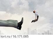 Купить «You are fired», фото № 16171085, снято 12 марта 2014 г. (c) Sergey Nivens / Фотобанк Лори