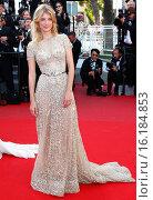 Melanie Laurent - Cannes/France/France - 68TH CANNES FILM FESTIVAL - RED CARPET VICE VERSA (2015 год). Редакционное фото, фотограф Visual/SLF/PicturePerfect / age Fotostock / Фотобанк Лори