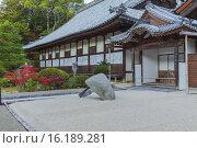 Купить «Hofuku-ji Temple», фото № 16189281, снято 22 февраля 2019 г. (c) age Fotostock / Фотобанк Лори