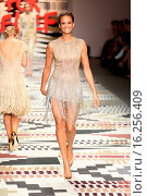 Купить «LFW: Fashion For Relief charity fashion show - rehearsal Featuring: Alesha Dixon Where: London, United Kingdom When: 19 Feb 2015 Credit: Lia Toby/WENN.com», фото № 16256409, снято 19 февраля 2015 г. (c) age Fotostock / Фотобанк Лори