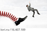 Купить «You are fired», фото № 16407189, снято 20 июля 2018 г. (c) Sergey Nivens / Фотобанк Лори