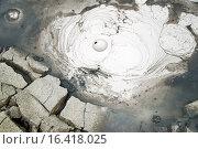 Остров Итуруп, фумаролы вулкана Баранского. Стоковое фото, фотограф Вячеслав Иванов / Фотобанк Лори