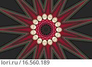 Купить «Яркий абстрактный узор», иллюстрация № 16560189 (c) Илюхина Наталья / Фотобанк Лори