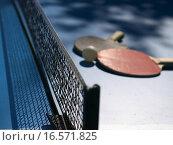 Купить «Tischtennis 1», фото № 16571825, снято 29 июля 2008 г. (c) easy Fotostock / Фотобанк Лори
