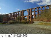 Купить «Göltzschtalbrücke _ Goltzsch valley bridge 32», фото № 16629565, снято 7 февраля 2008 г. (c) easy Fotostock / Фотобанк Лори
