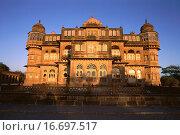 Купить «Vijay Vilas castle , Bhuj , Kutch , Gujarat , India», фото № 16697517, снято 16 октября 2018 г. (c) easy Fotostock / Фотобанк Лори