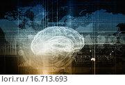 Купить «Modern digital technologies», иллюстрация № 16713693 (c) Sergey Nivens / Фотобанк Лори