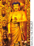 Купить «Chinese buddhist shrine», фото № 16734257, снято 29 января 2008 г. (c) easy Fotostock / Фотобанк Лори