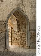 Купить «Bibi Khanym Mosque, Samarkand, Uzbekistan, UNESCO World Heritage Site», фото № 16736865, снято 18 мая 2007 г. (c) easy Fotostock / Фотобанк Лори