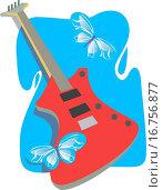 Купить «Guitar», фото № 16756877, снято 3 июля 2020 г. (c) easy Fotostock / Фотобанк Лори