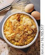Купить «Carrot_Potato Bake», фото № 16785517, снято 19 ноября 2017 г. (c) easy Fotostock / Фотобанк Лори
