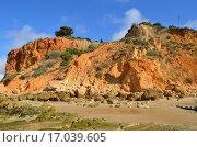Скалы в Португалии. Стоковое фото, фотограф Калинина Наталья / Фотобанк Лори