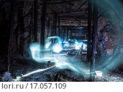 Купить «Самара. Сокские штольни. Пещера. Подземелье. Другая реальность.», фото № 17057109, снято 21 мая 2019 г. (c) Дмитрий Третьяков / Фотобанк Лори