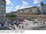 Купить «Цветной бульвар. Москва», эксклюзивное фото № 17057821, снято 29 июня 2014 г. (c) lana1501 / Фотобанк Лори