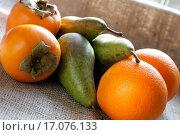 Купить «Fresh Fruit Still Life», фото № 17076133, снято 24 февраля 2018 г. (c) easy Fotostock / Фотобанк Лори