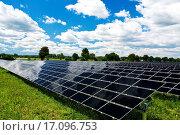 Купить «Solar Panel Energy Technology», фото № 17096753, снято 3 июня 2020 г. (c) easy Fotostock / Фотобанк Лори