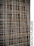 Купить «close up of rusty carcass grid», фото № 17250233, снято 30 сентября 2015 г. (c) Syda Productions / Фотобанк Лори