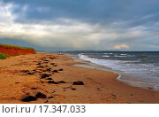 ocean shore. Стоковое фото, фотограф Lana / easy Fotostock / Фотобанк Лори