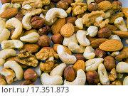 Купить «Nuts», фото № 17351873, снято 5 августа 2020 г. (c) easy Fotostock / Фотобанк Лори