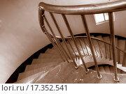 Купить «spiraling stairs», фото № 17352541, снято 10 декабря 2019 г. (c) easy Fotostock / Фотобанк Лори