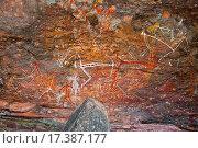 Купить «aboriginal graffiti», фото № 17387177, снято 23 января 2018 г. (c) easy Fotostock / Фотобанк Лори