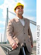 Купить «Businessman walking», фото № 17438213, снято 15 ноября 2018 г. (c) easy Fotostock / Фотобанк Лори