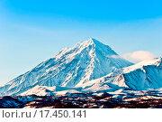 Volcano. Стоковое фото, фотограф Zayseva Olga / easy Fotostock / Фотобанк Лори