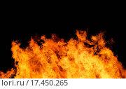 Купить «Wall of fire», фото № 17450265, снято 17 августа 2019 г. (c) easy Fotostock / Фотобанк Лори