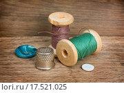 Купить «Sewing», фото № 17521025, снято 20 ноября 2018 г. (c) easy Fotostock / Фотобанк Лори