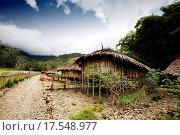 Купить «Village Hut», фото № 17548977, снято 22 мая 2019 г. (c) easy Fotostock / Фотобанк Лори