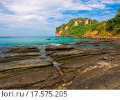 Купить «Tropical coastline», фото № 17575205, снято 25 марта 2019 г. (c) easy Fotostock / Фотобанк Лори