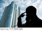 Купить «special toned photo f/x,focus point on businessman», фото № 17594525, снято 24 июля 2019 г. (c) easy Fotostock / Фотобанк Лори