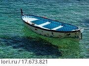 Old rowboat. Стоковое фото, фотограф Claudio Gedda / easy Fotostock / Фотобанк Лори