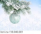 Купить «Christmas decoration», фото № 18040001, снято 19 сентября 2019 г. (c) easy Fotostock / Фотобанк Лори