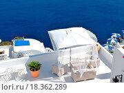 Купить «greece santorini», фото № 18362289, снято 30 марта 2020 г. (c) easy Fotostock / Фотобанк Лори