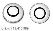 Купить «Tick Box Button», иллюстрация № 18410989 (c) easy Fotostock / Фотобанк Лори
