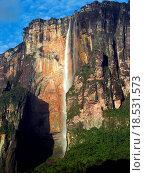 Купить «Salto Angel», фото № 18531573, снято 8 апреля 2020 г. (c) easy Fotostock / Фотобанк Лори