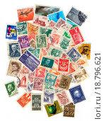 Купить «Stamps», фото № 18796621, снято 21 ноября 2019 г. (c) easy Fotostock / Фотобанк Лори