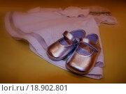Купить «baptism clothe», фото № 18902801, снято 13 июля 2020 г. (c) easy Fotostock / Фотобанк Лори