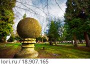 Купить «Ball Sculpture», фото № 18907165, снято 25 февраля 2020 г. (c) easy Fotostock / Фотобанк Лори