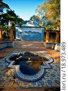 Купить «Palace of the Condes de Castro Guimaraes», фото № 18973489, снято 8 апреля 2020 г. (c) easy Fotostock / Фотобанк Лори