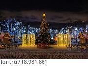 Купить «Рождественская сказка», фото № 18981861, снято 3 января 2016 г. (c) Павел Москаленко / Фотобанк Лори