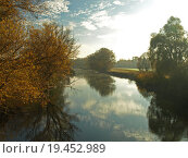 Купить «water river amper amperau ampertal», фото № 19452989, снято 22 июля 2019 г. (c) PantherMedia / Фотобанк Лори