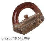 iron. Стоковое фото, фотограф Zoonar/R.Trischberge / easy Fotostock / Фотобанк Лори
