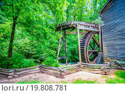 Купить «Hagood Mill Historic Site in south carolina», фото № 19808781, снято 22 ноября 2019 г. (c) easy Fotostock / Фотобанк Лори