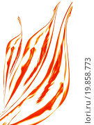 Купить «Fire, flame over white background», фото № 19858773, снято 17 августа 2019 г. (c) easy Fotostock / Фотобанк Лори
