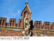 Купить «Friedland gate. Kaliningrad (Koenigsberg), Russia», фото № 19875469, снято 19 февраля 2019 г. (c) easy Fotostock / Фотобанк Лори
