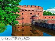 Купить «Tower Dona. Kaliningrad (Koenigsberg), Russia», фото № 19875625, снято 19 февраля 2019 г. (c) easy Fotostock / Фотобанк Лори